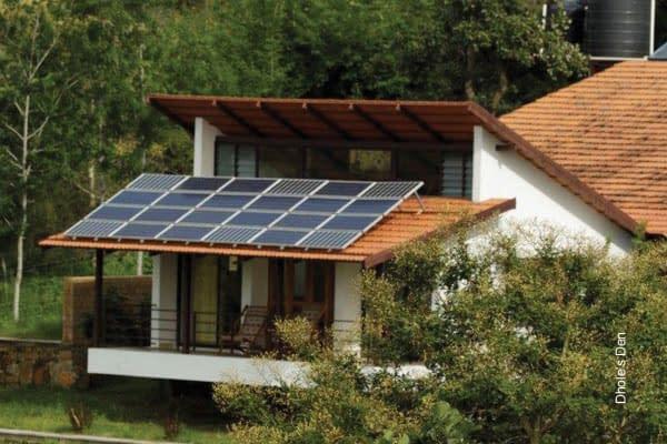 Energy & Carbon Footprint